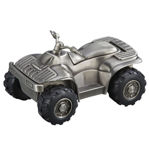 All Terrain Vehicle Bank Personalized