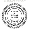 NH New Hampshire Professional Forester Stamp