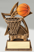 Basketball Star Series Trophy