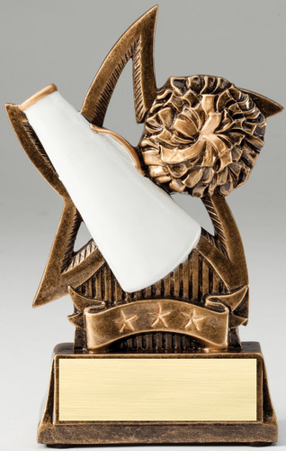 Cheerleading Star Series Trophy