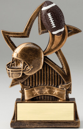 Football Star Series Trophy