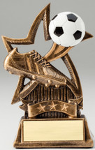 Soccer Star Series Trophy