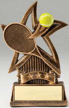 Tennis Star Series Trophy
