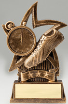Track Star Series Trophy