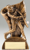 Baseball Flag Series Trophy