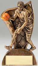 Basketball Male Flag Series Trophy
