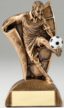 Soccer Male Flag Series Trophy