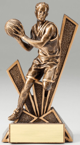 Basketball Male CheckMate Series Trophy
