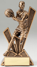Basketball Female CheckMate Series Trophy