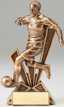 Soccer Male CheckMate Series Trophy