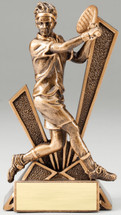 Tennis Male CheckMate Series Trophy