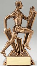 Track Male CheckMate Series Trophy