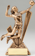 Volleyball Female CheckMate Series Trophy
