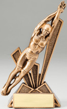 Swimming Male CheckMate Series Trophy