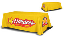 8 Foot Table Throw 4 Sided
