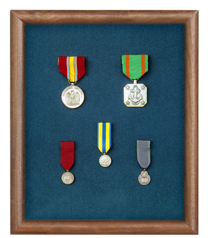 This is a display case to hold medals