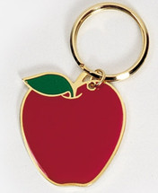 Apple Full Color Keychain