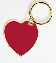 Heart Full Color Keychain