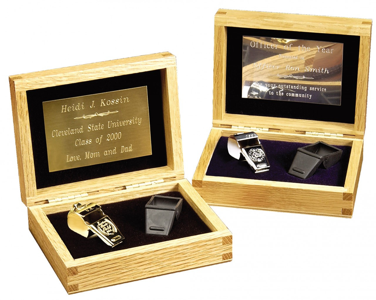 American Spirit Whistle Gift Sets Engraved. See more images