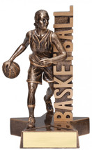 Basketball  Resin (FEMALE) - Billboard Series
