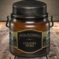 featured seasonal candle McCalls Country Store