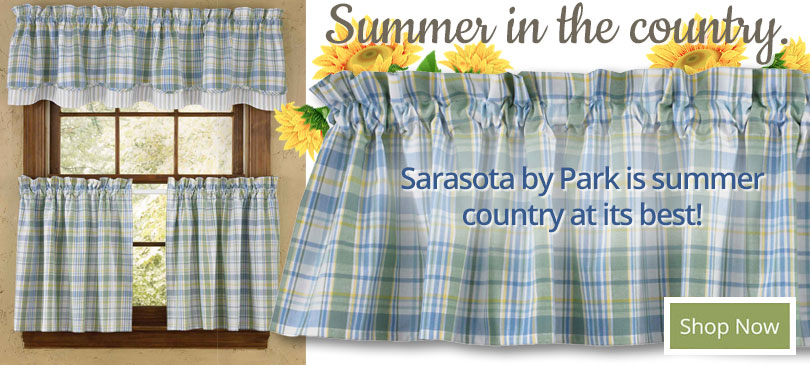 Country Curtains | Free Shipping on all curtains at Country Village