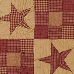 Ninepatch Star bedding
