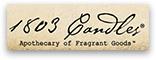 1803 Candles logo