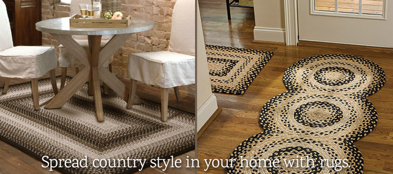 Farmhouse Braided Rugs
