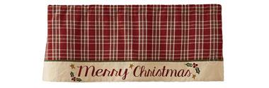 Merry Christmas Valance