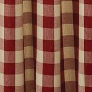 Wicklow Garnet shower curtain image