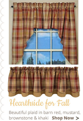 Fabulous Country Valances Country Village Shoppe Download Free Architecture Designs Estepponolmadebymaigaardcom