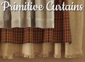 Shop Primitive Curtains