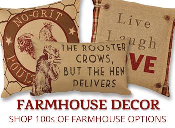 Shop Country Farmhouse Decor
