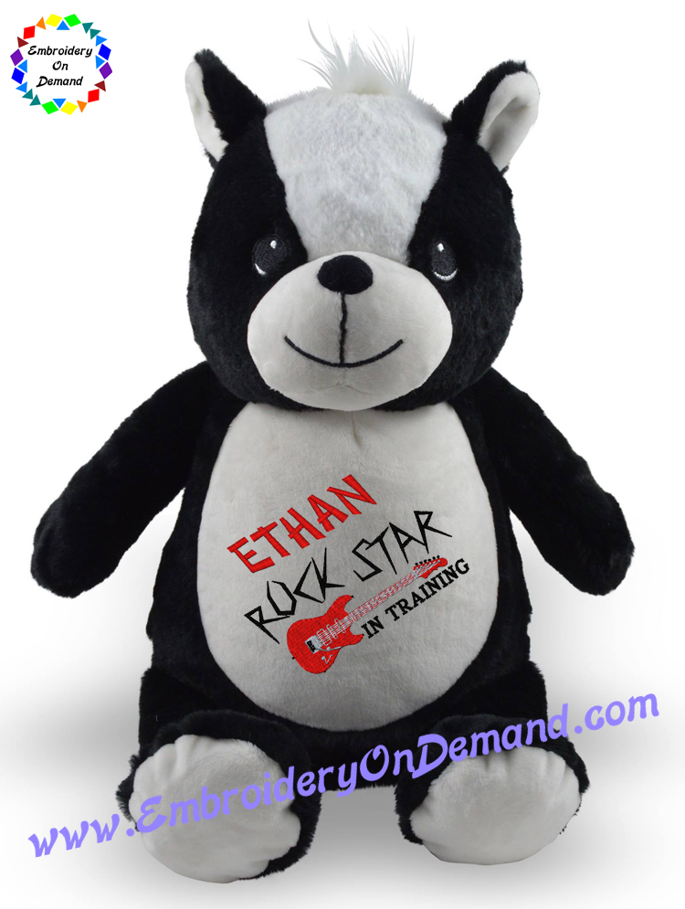 Little Elska Skunk