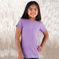 Girl's longer length tee