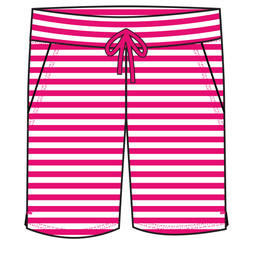 Perfect Play Shorts (stripe)
