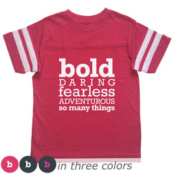 Be Bold (jersey)