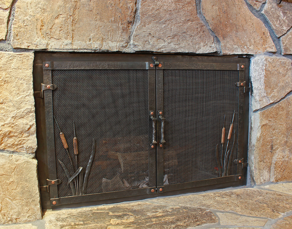 doors driftwood online fireplace youtube watch vent arrangement free contemporary