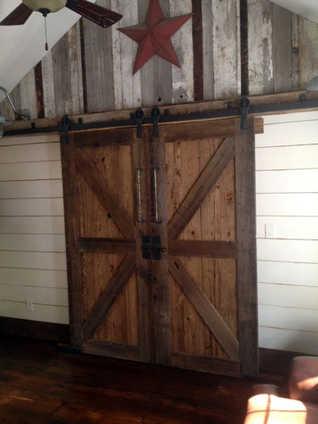Barn Door Tracks Ponderosa Forge Amp Ironworks