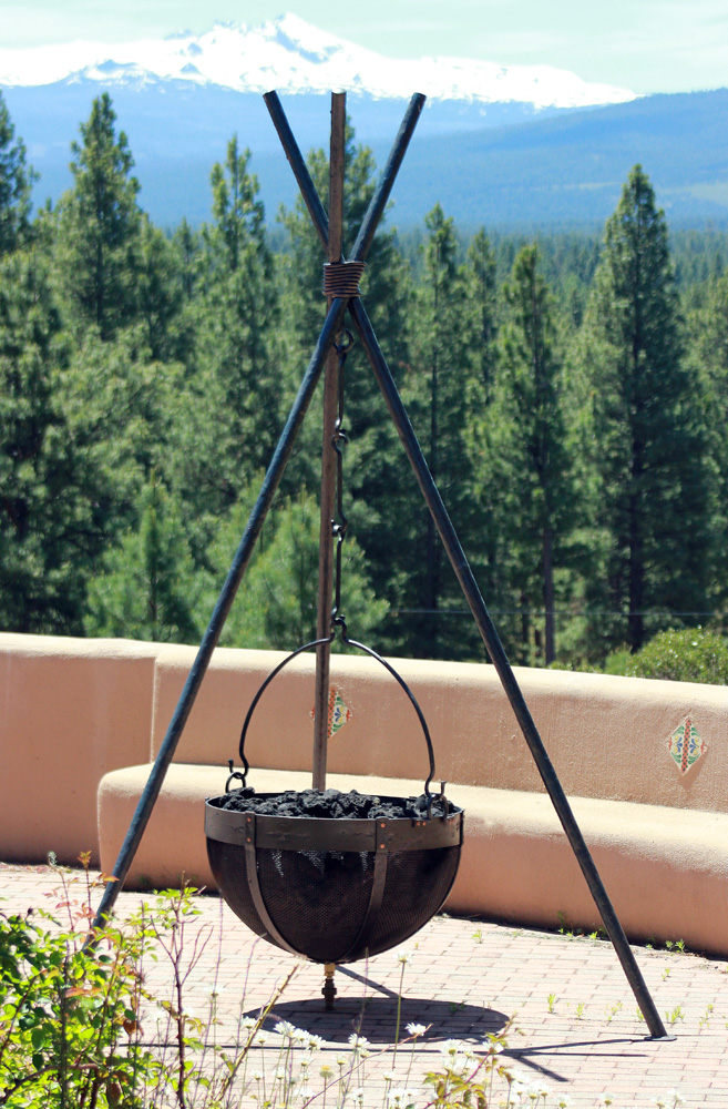 Hand Crafted Fire Pits Ponderosa Forge
