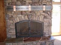steel-fireplace-mantel