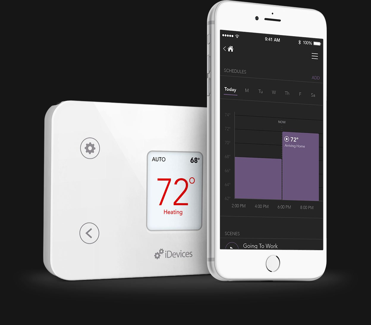 idevices thermostat homekit enabled thermostat