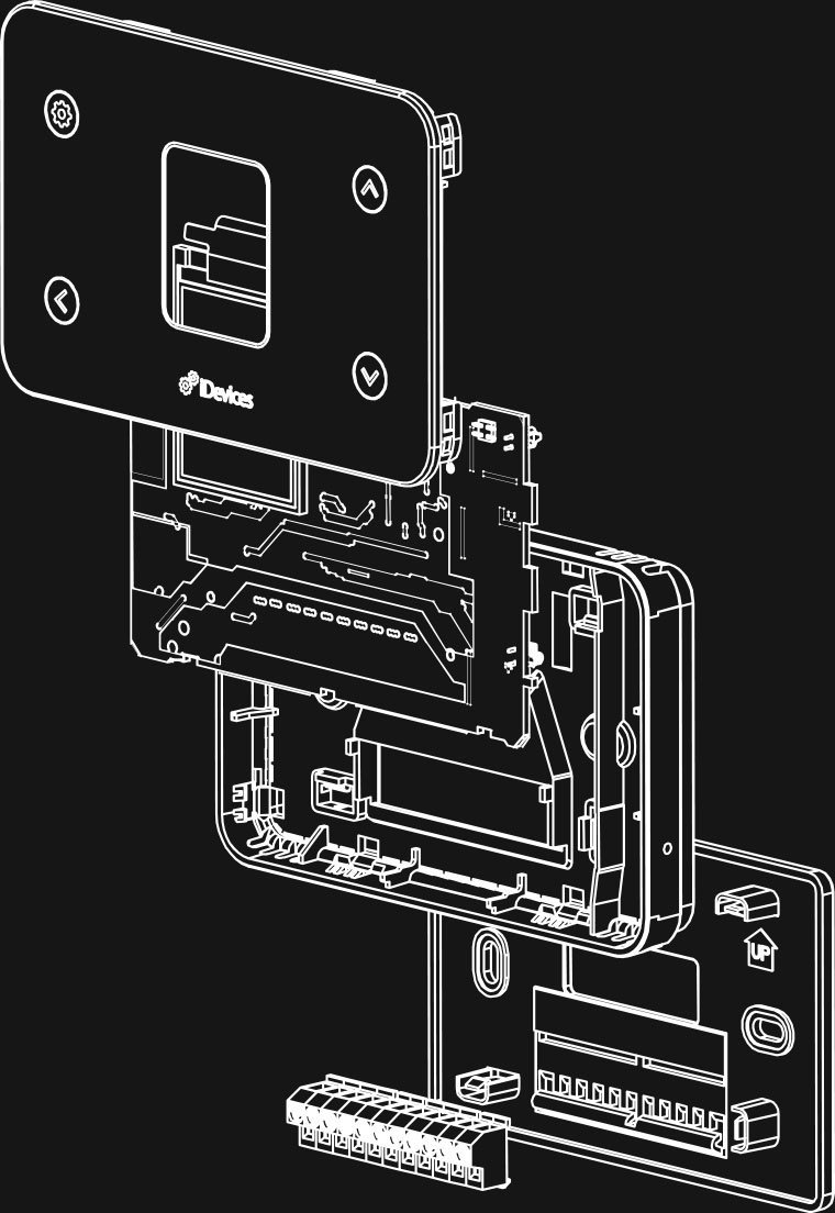 Thermostat Orthographic