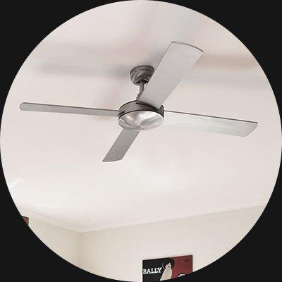 In-wall Switch - Ceiling Fan