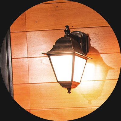 In-wall Switch - Exterior Lights