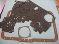 5R55E FORD VALVE BODY PLATE GASKET KIT WITH *PAN GASKET AND REAR SERVO GASKET*