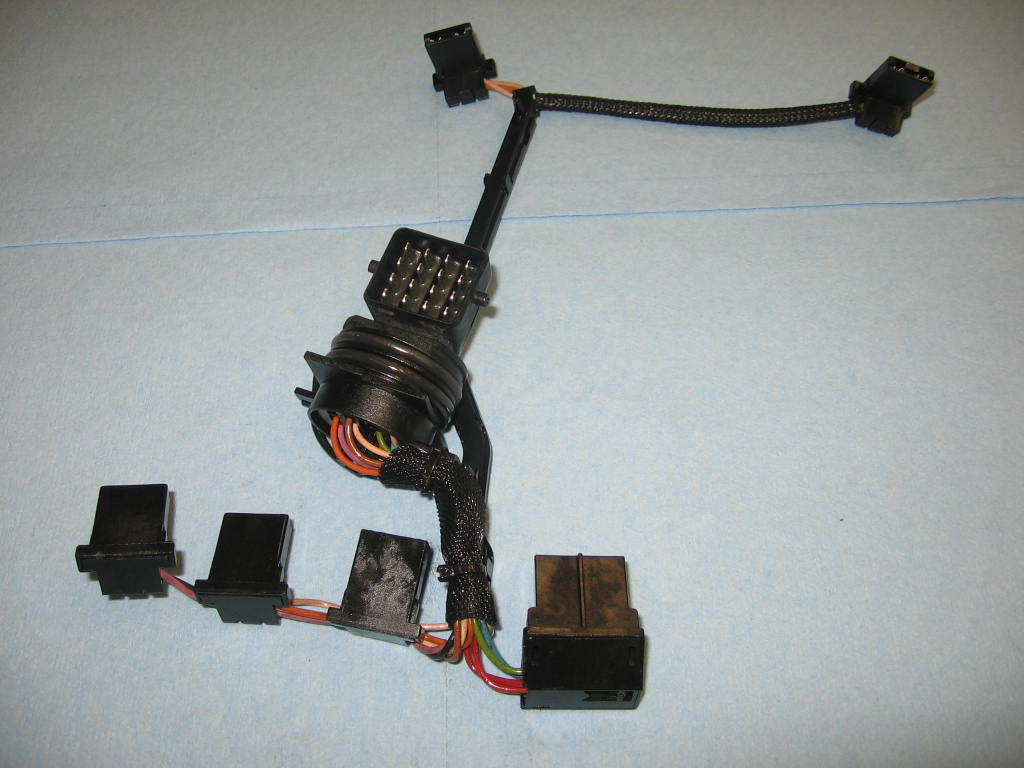 5r55e ford internal wiring harness w connector 95 up 4r55e ken rh kenpartintransmissionparts com