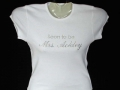 Wedding|Bridal Rhinestone T Shirts
