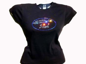 American Idol Swarovski Rhinestone T Shirt